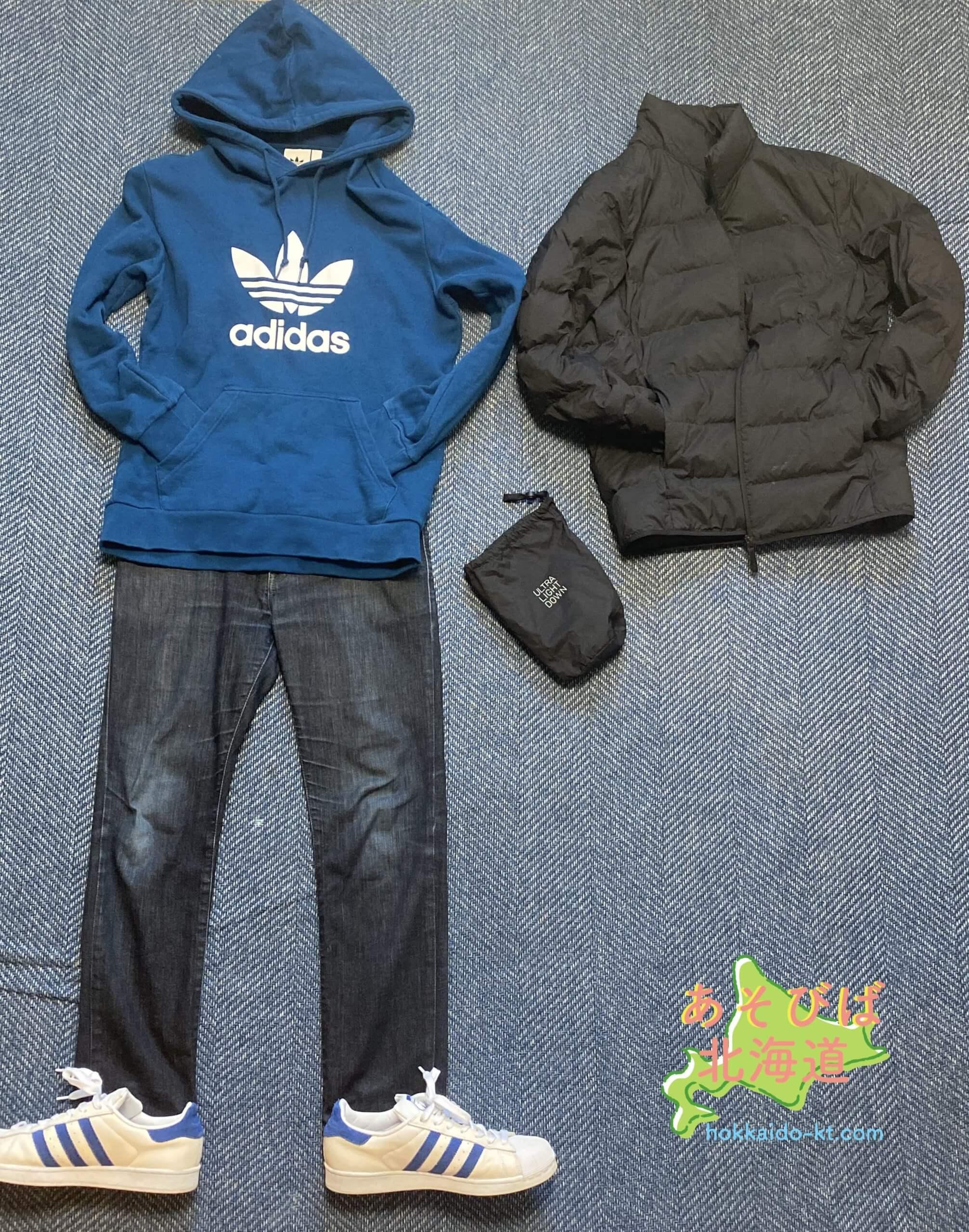 10月の北海道のおすすめの服装