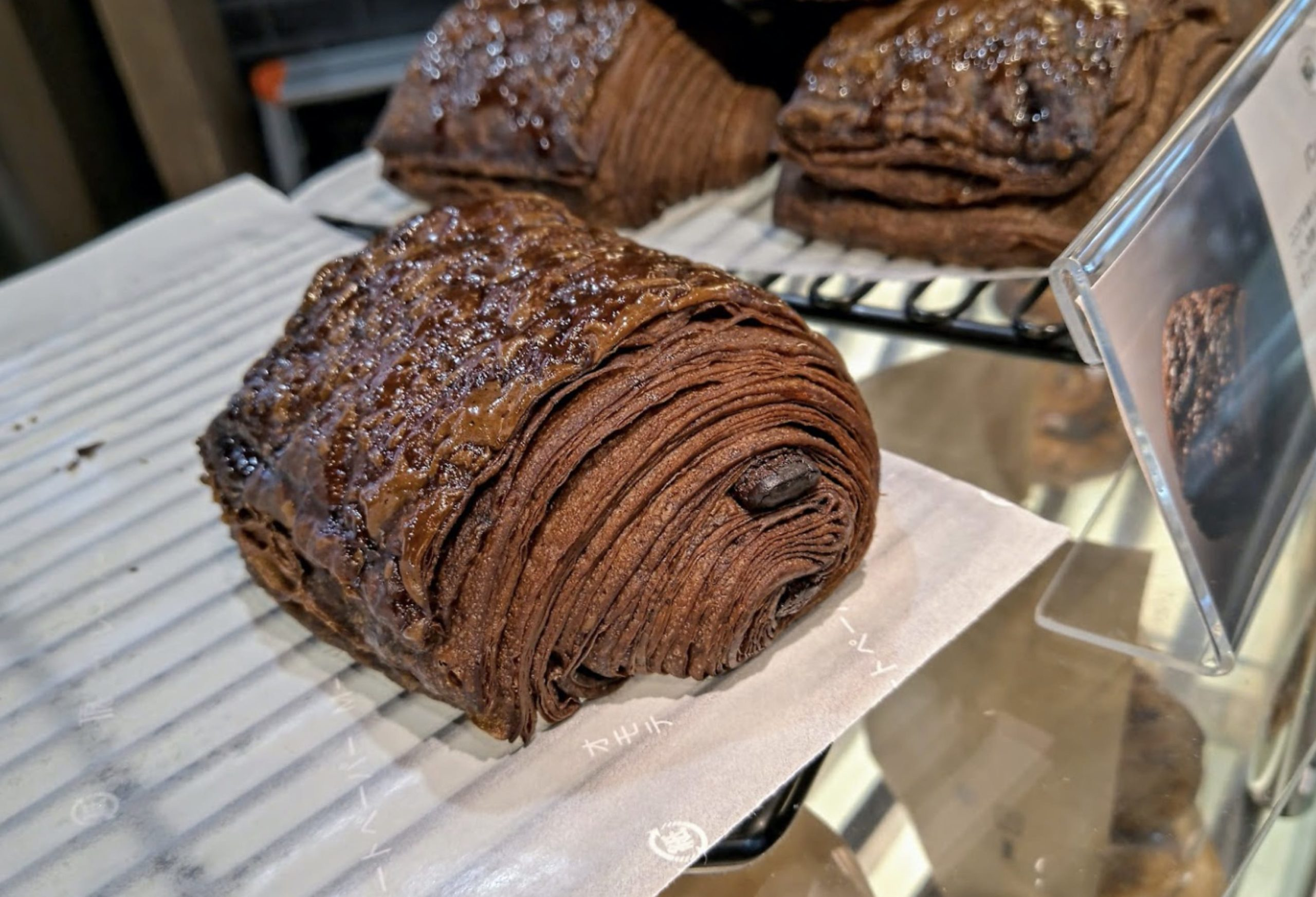 ショコラティエマサールのパンオショコラ