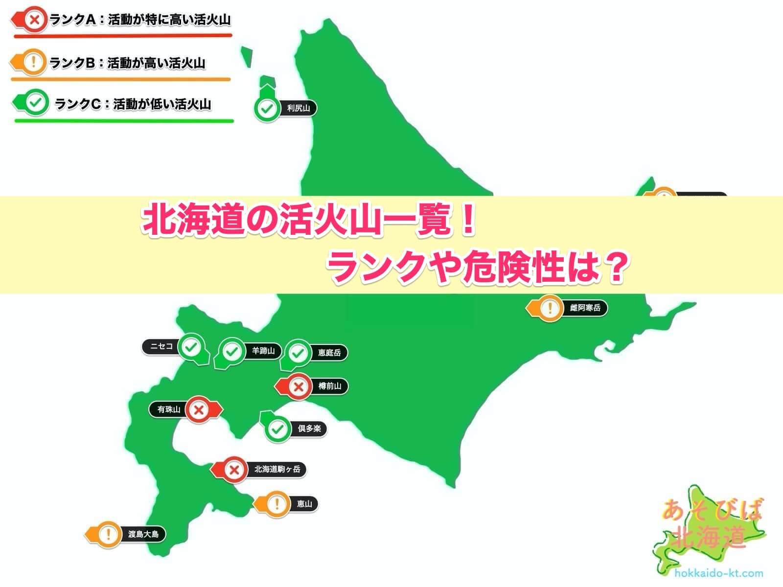 北海道活火山アイキャッチ