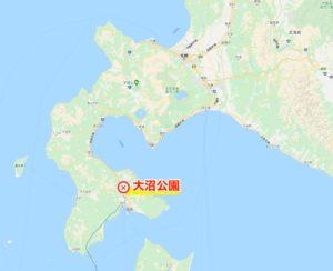 北海道道南ワカサギ釣りポイント