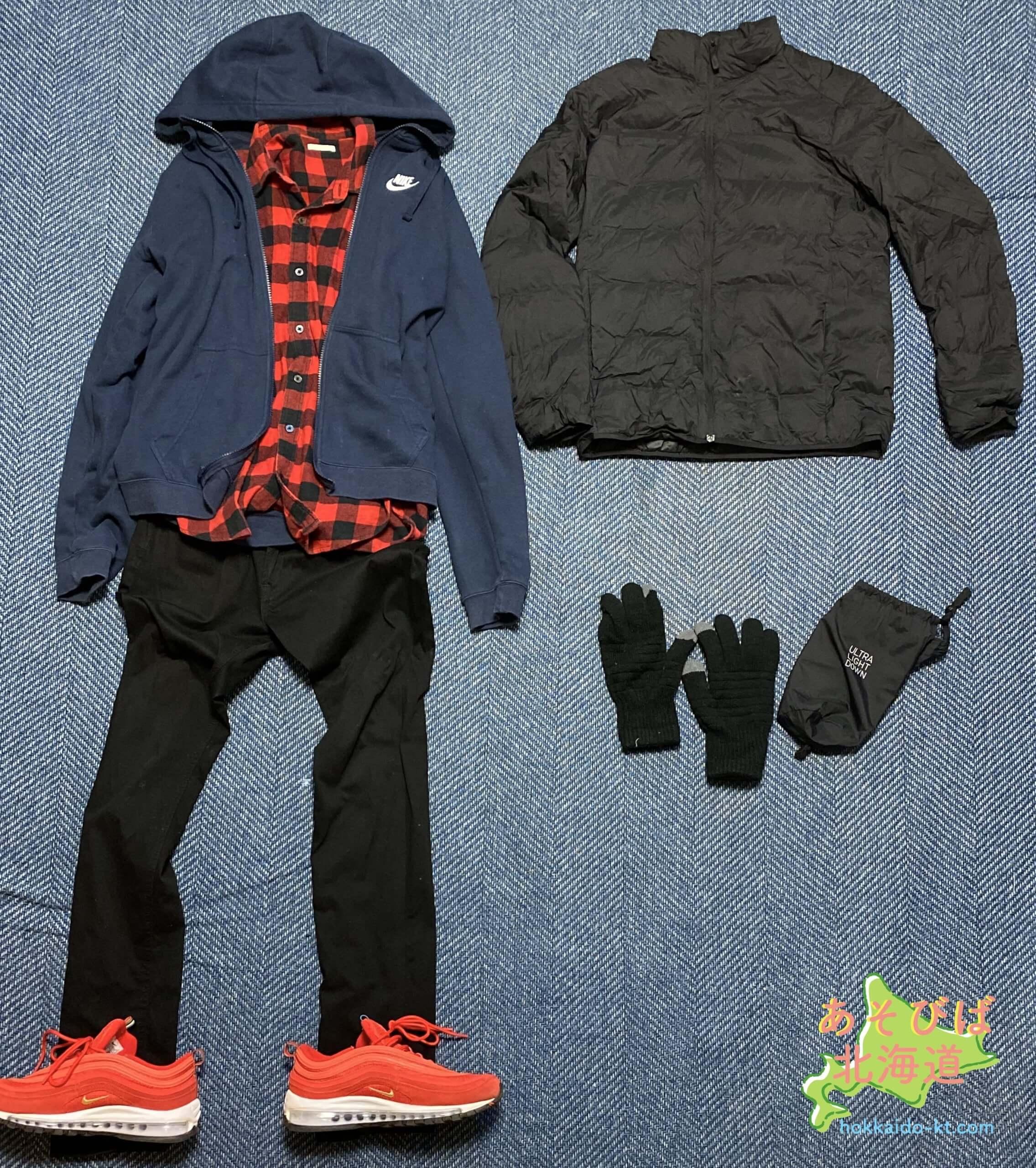 4月の北海道のおすすめの服装