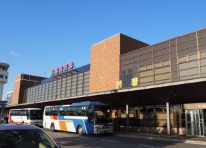 女満別空港バス停