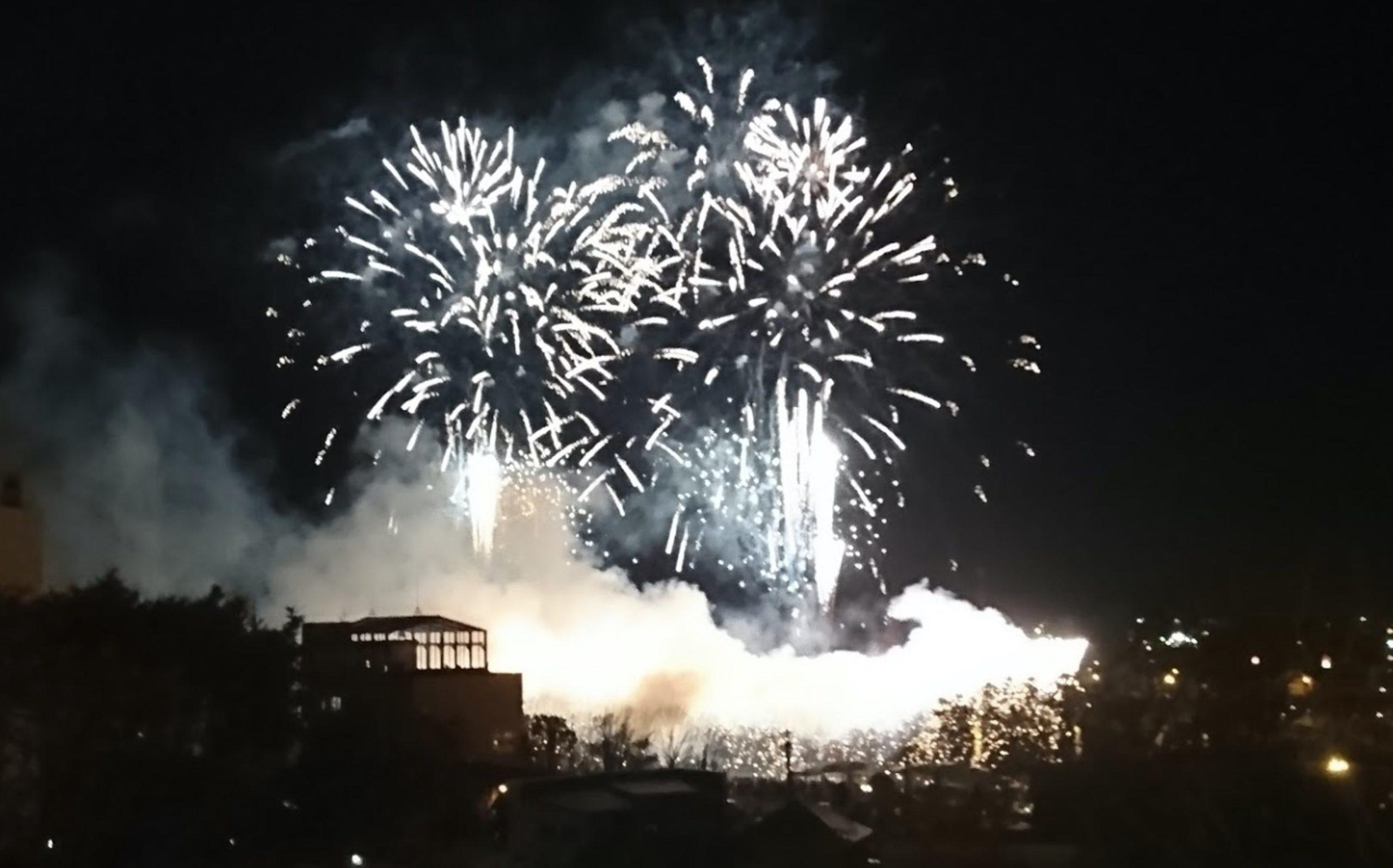釧新花火大会