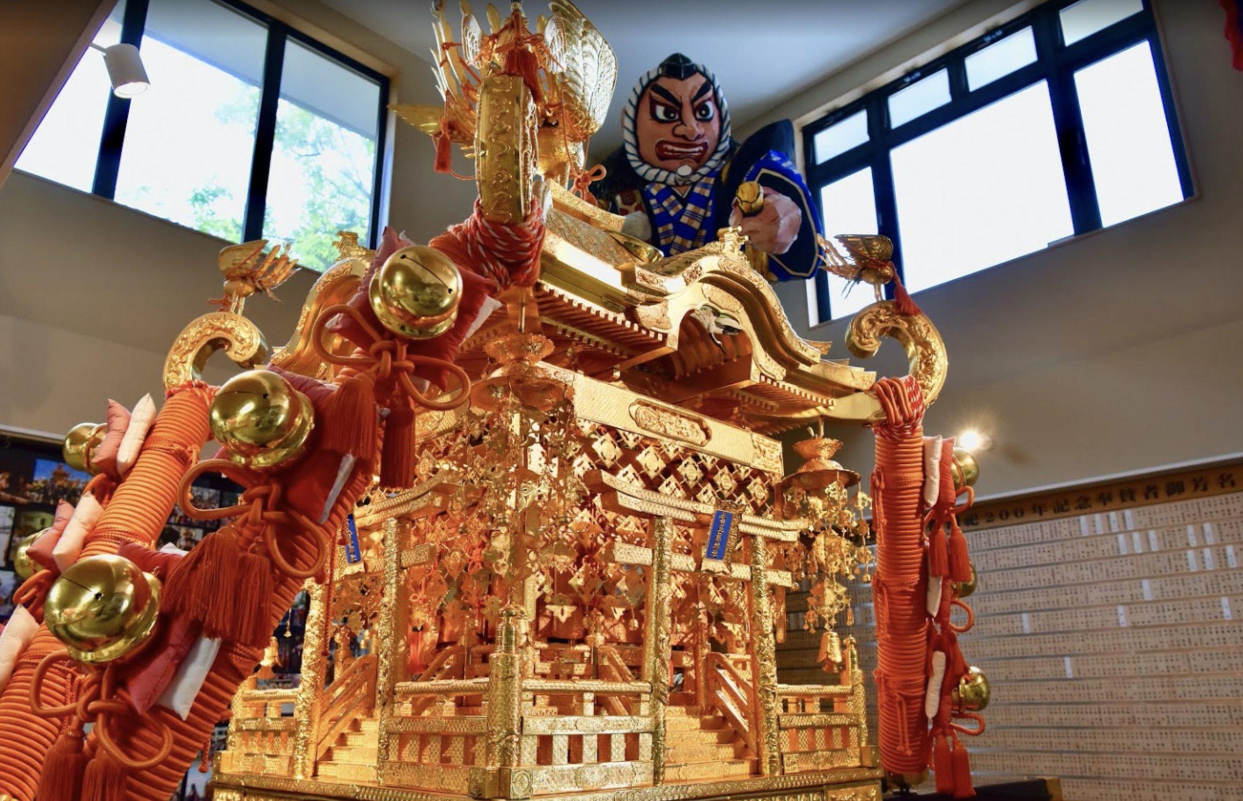 金比羅神社例大祭