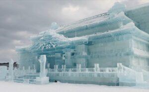 紋別流氷まつり