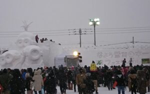 なよろ雪質日本一フェスティバル