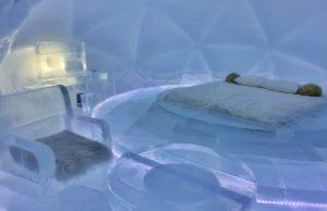 トマムアイスヴィレッジ 氷のホテル