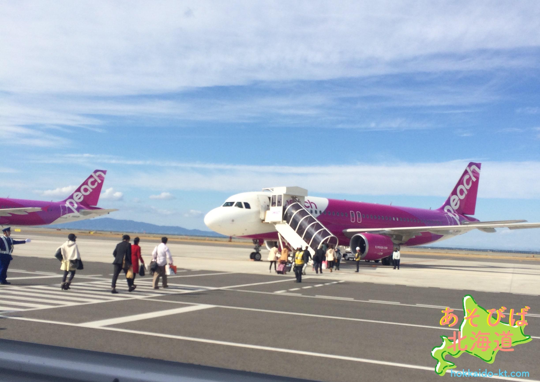 ピーチ関西国際空港