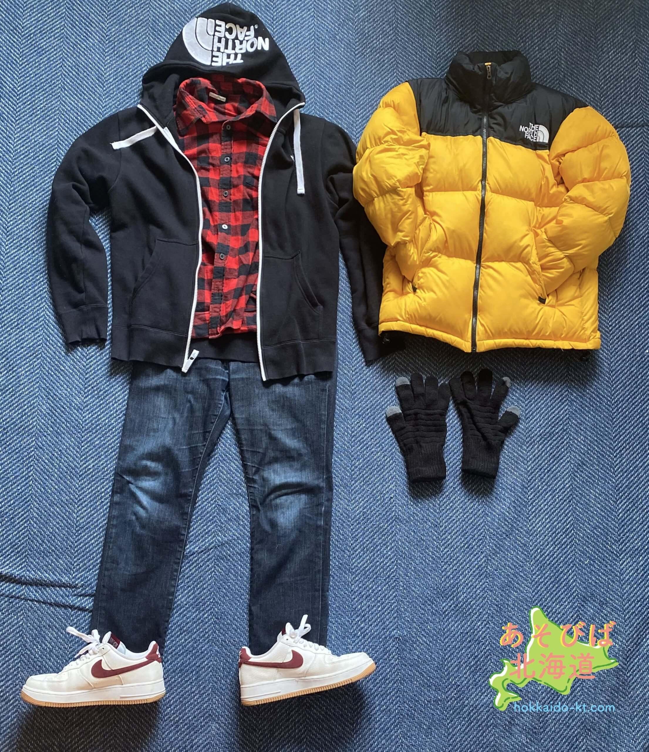 11月の北海道のおすすめ服装