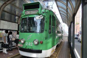 札幌市電一般車両