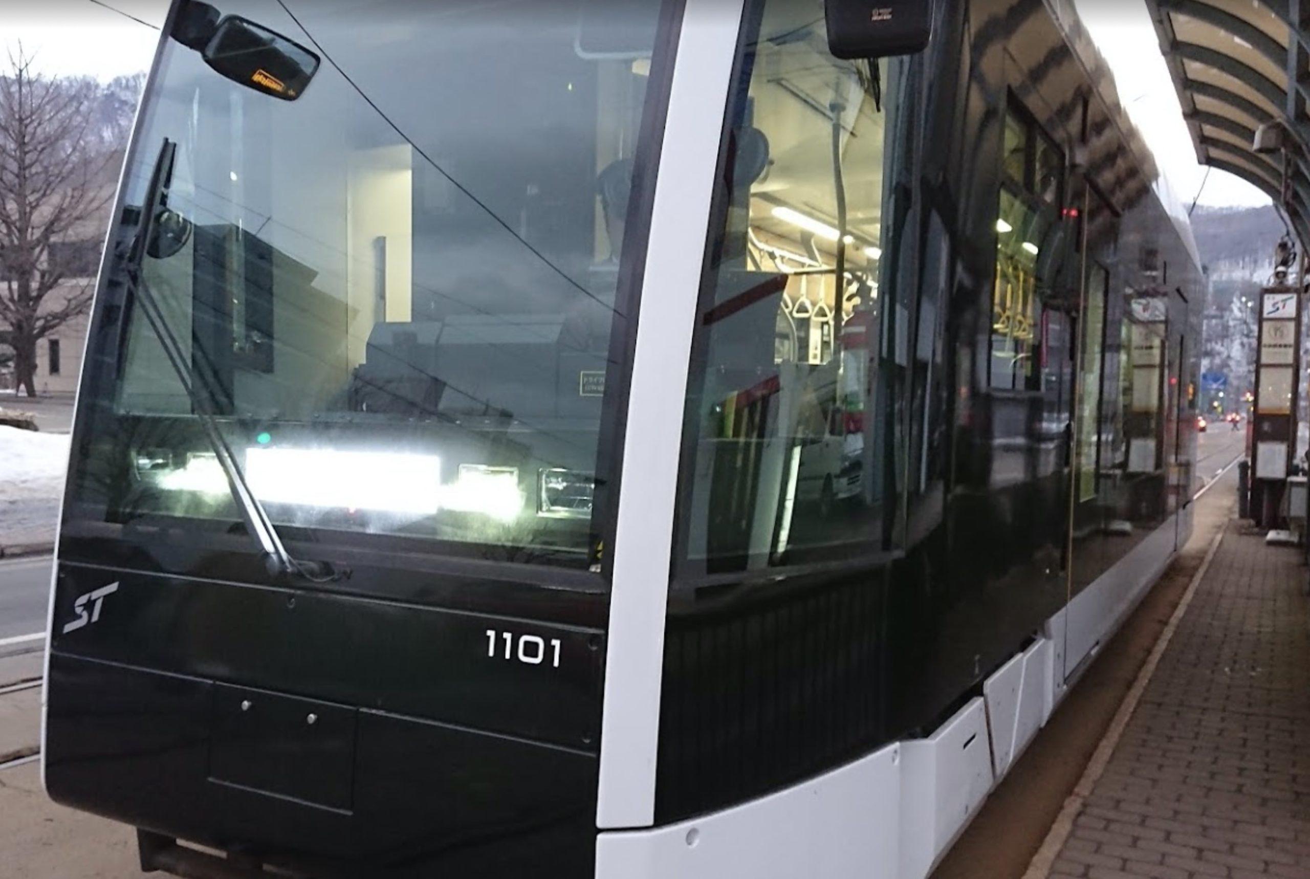 札幌市電シリウス