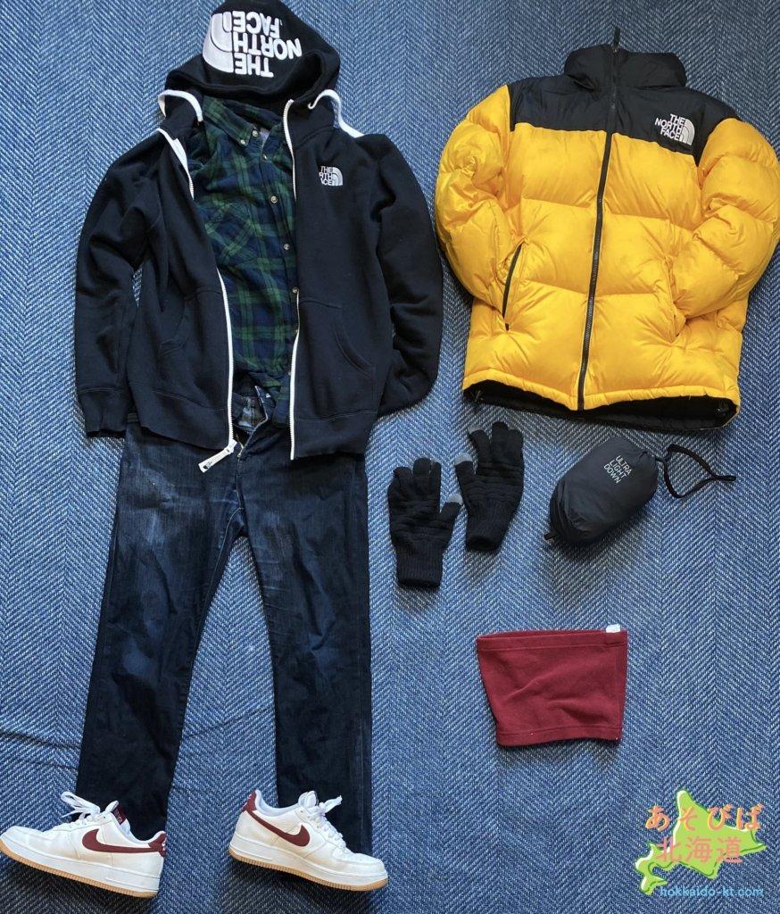 3月の北海道のおすすめの服装
