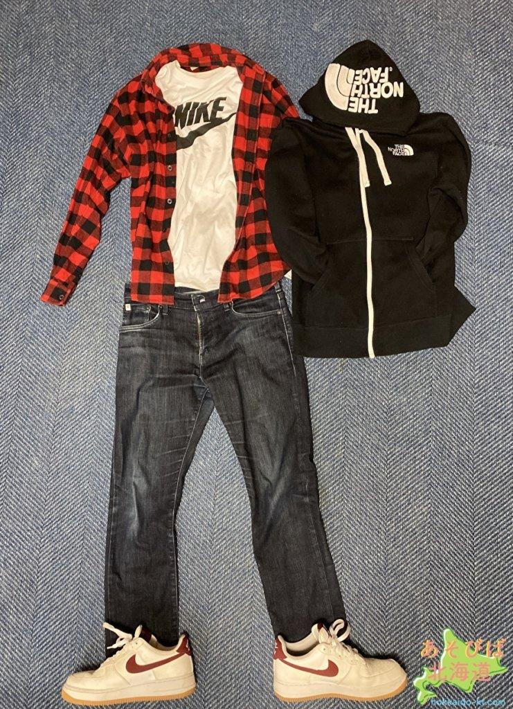 6月の北海道のおすすめの服装