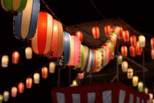 夏祭り無料写真素材3