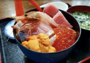 魚屋の台所 海鮮丼