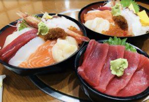 ヤン衆料理北の漁場 海鮮丼