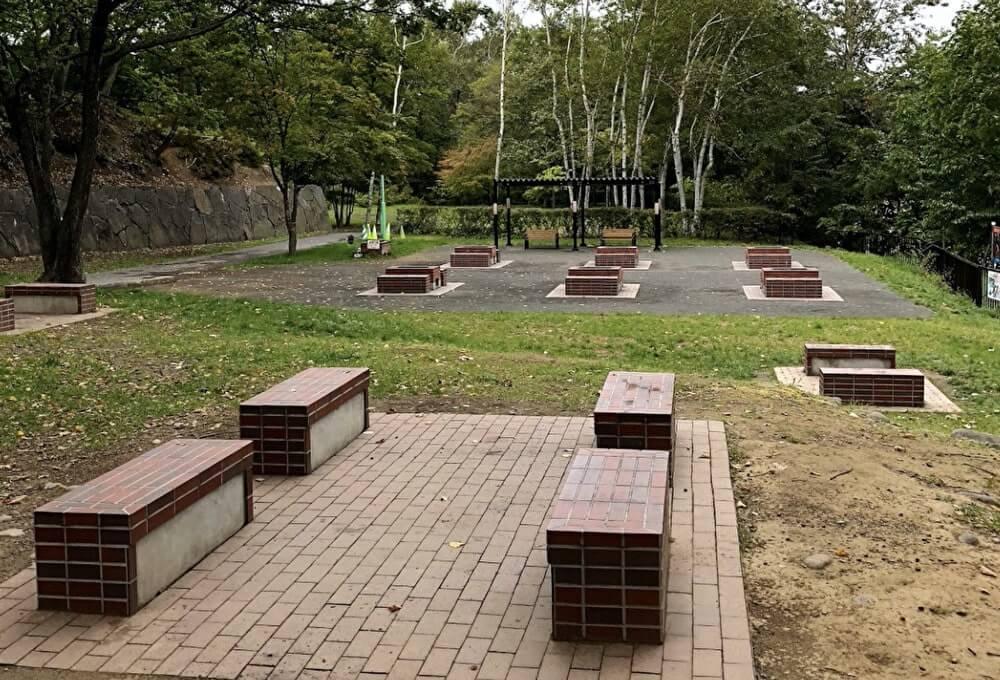 藻南公園炊事広場