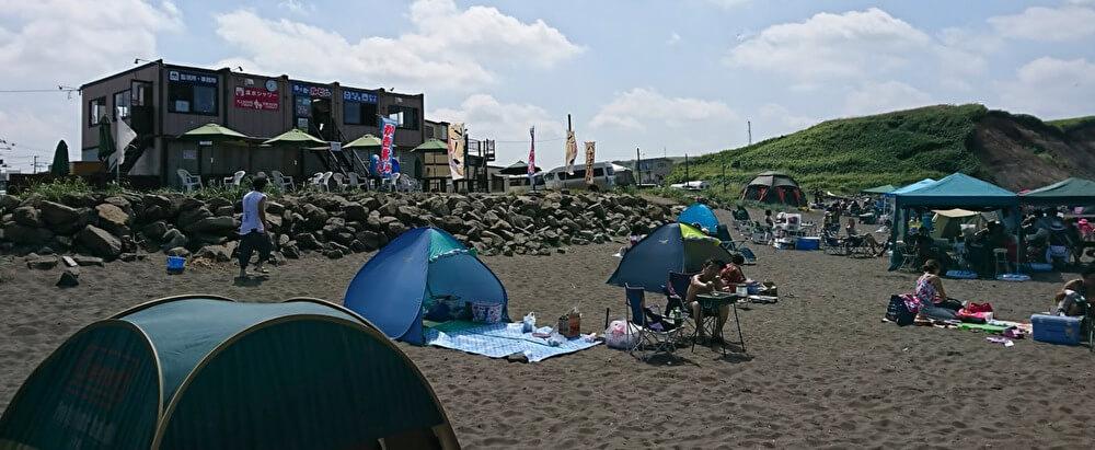 望来浜中央海水浴場