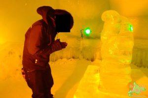 層雲峡温泉氷瀑まつり服装