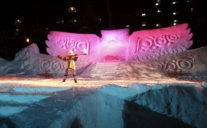 阿寒湖氷上フェスティバル
